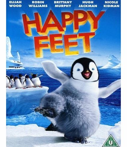 .. Happy Feet [DVD] [2006]